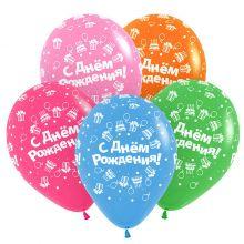 Воздушные шары, С днем Рождения.