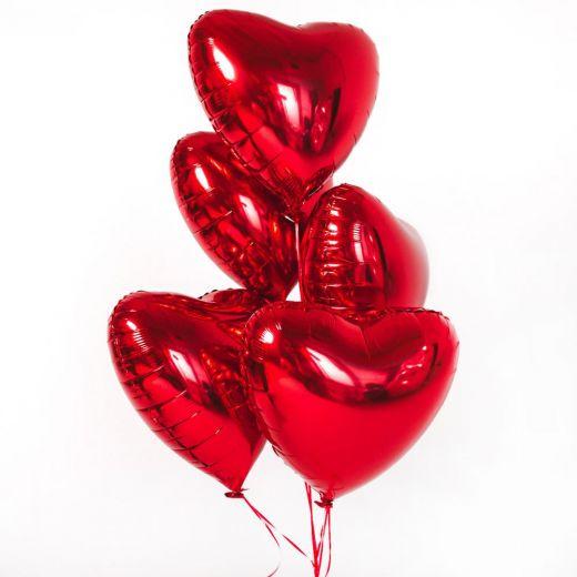 Воздушные шары, Фольгированные